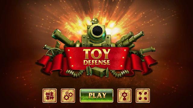 Toy defense Apk 1
