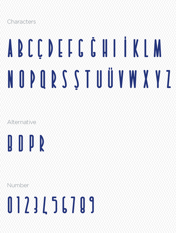 Download Font Terbaru 2018 - Bodrum Free Font