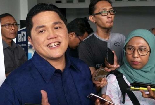 Prabowo Kesal ke Media Soal Reuni 212, Ini Tanggapan Erick Thohir