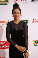Vennela in Transparent Black Skin Tight Backless Stunning Dress at Mirchi Music Awards South 2017 ~  Exclusive Celebrities Galleries 022.JPG