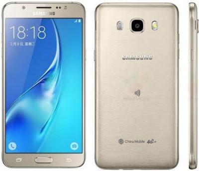 Samsung Galaxy J5 2017 SM-J510FN