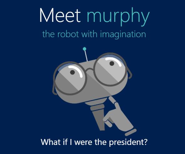微軟人工智慧聊天機器人Murphy