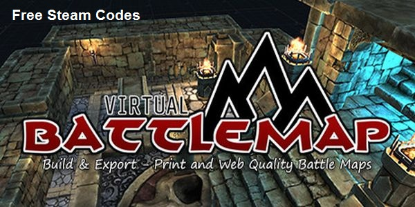 Virtual Battlemap Key Generator,