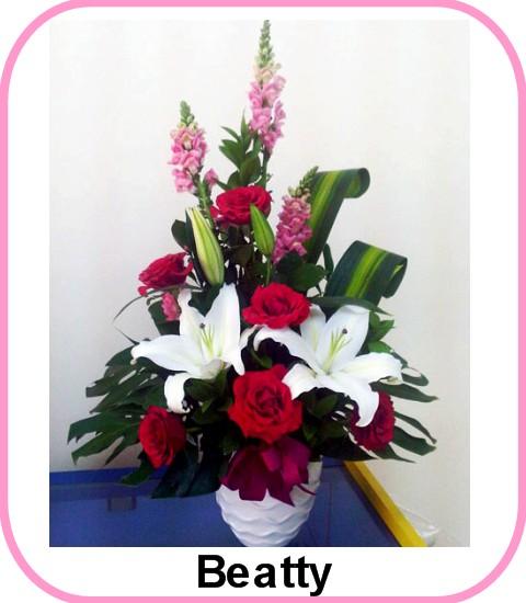 Bunga Untuk Di Sudut Ruangan