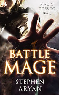 Interview with Stephen Aryan, author of Battlemage