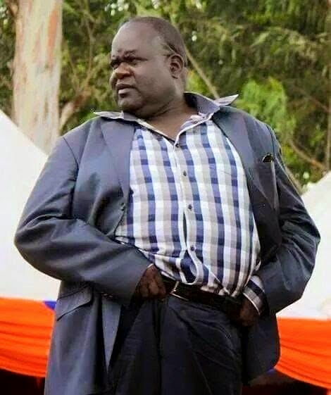 Homa bay Governor Cyprian O. Awiti