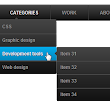 Add CSS3 Multi Level Drop Down Menu In Blogger