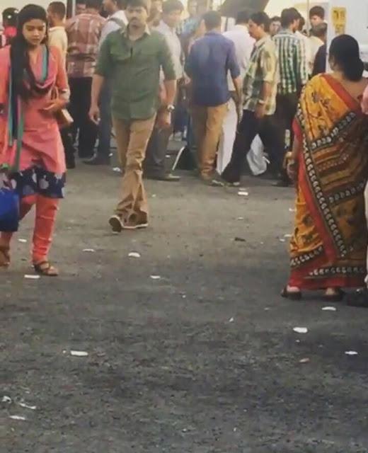 bairavaa Tamil Movie Latest Working Stills