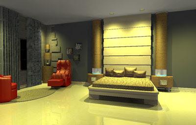 Feng Shui Colores De Paredes Con Armonia Ideas Para Decorar - Colores-feng-shui-para-dormitorio