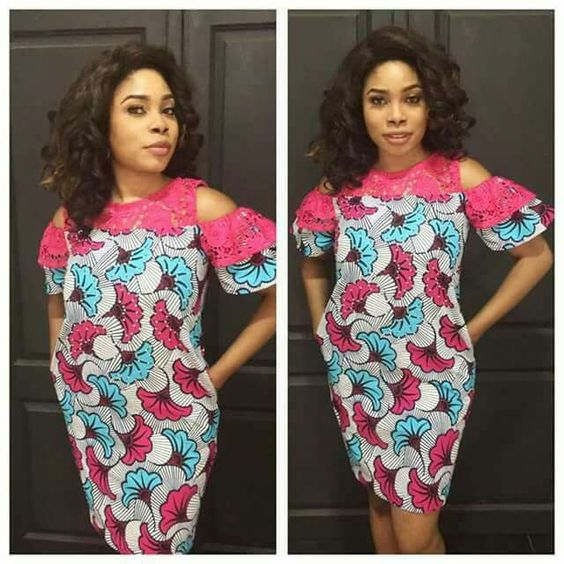 Unleash Your Style in These Eye Popping Ankara Short Gowns ...
