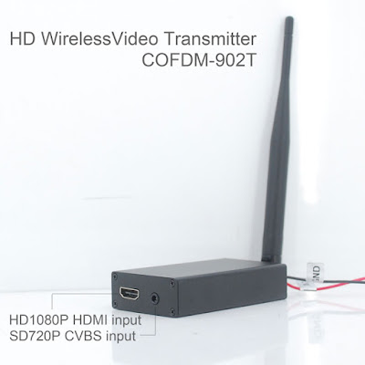 hd video transmitter from china