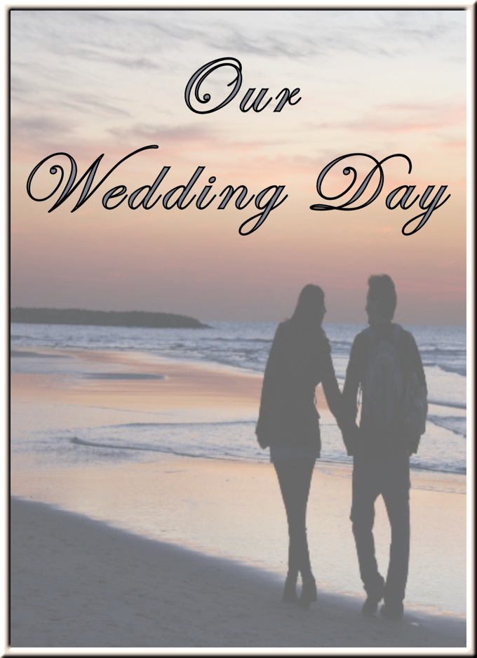 Wrapped For Life: Our Wedding Day Brag Book 1