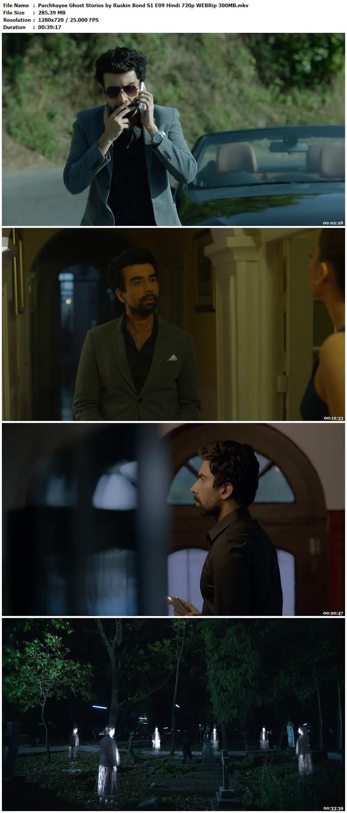Parchayee Ghost Stories by Ruskin Bond S1 [Episode 9] Hindi 480p WEBRip 110MB Desirehub