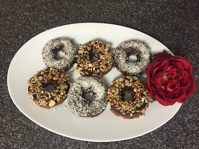 Southern In Law Reader Creations - Almond Donuts by Sarah