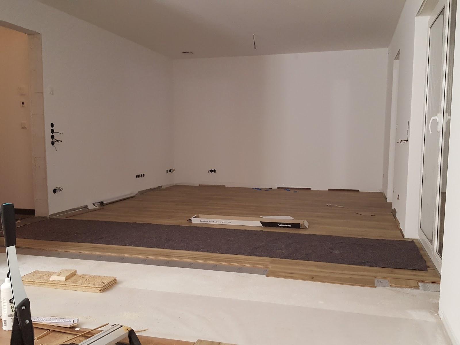 Fußboden Wohnzimmer ~ Hausbau nickern tag fußboden wohnzimmer anstrich