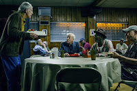 Alan Arkin, Michael Caine, Morgan Freeman and Christopher Lloyd in Going In Style (5)