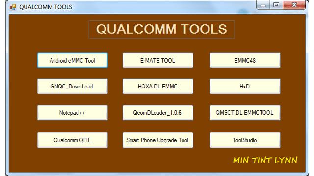 Qualcomm Tool Latest Version Free Download