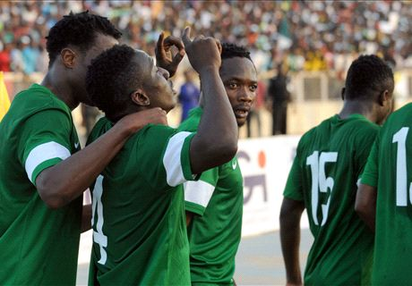 African Nations Cup:Nigeria Fails to Qualify Second Time