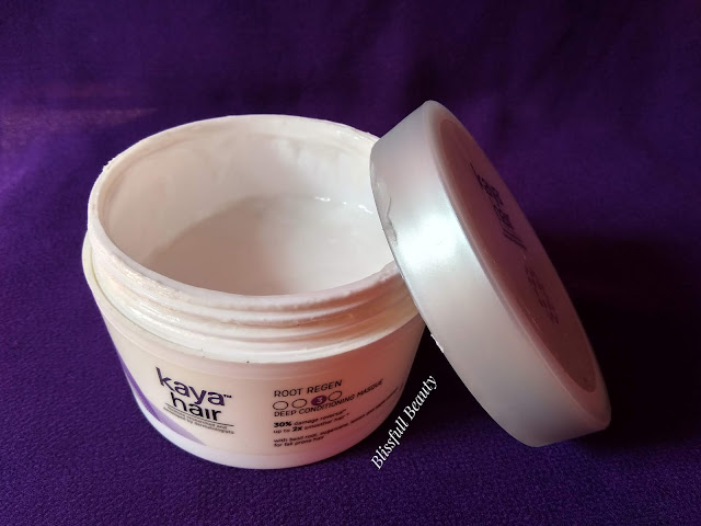 Kaya Hair Root Regen Deep Conditioning Masque Review