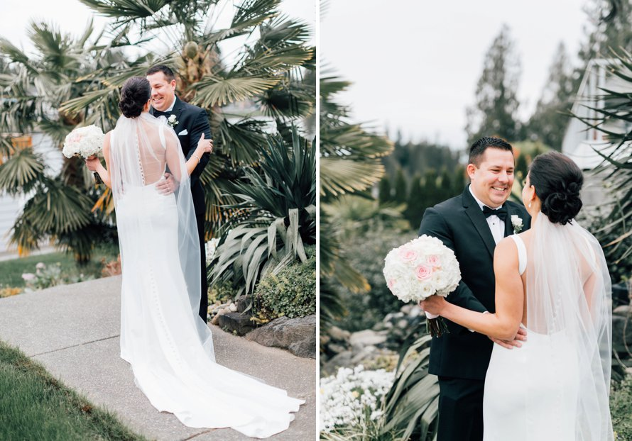 Romantic Historic 1625 Tacoma Place Wedding by Something Minted Photography