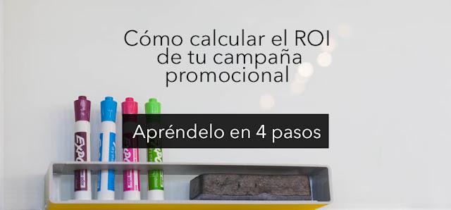 Cómo calcular el ROI de una campaña promocional con regalos de empresa
