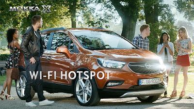 """""""Με καινοτομίες premium κατηγορίας"""" το Opel MOKKA X"""