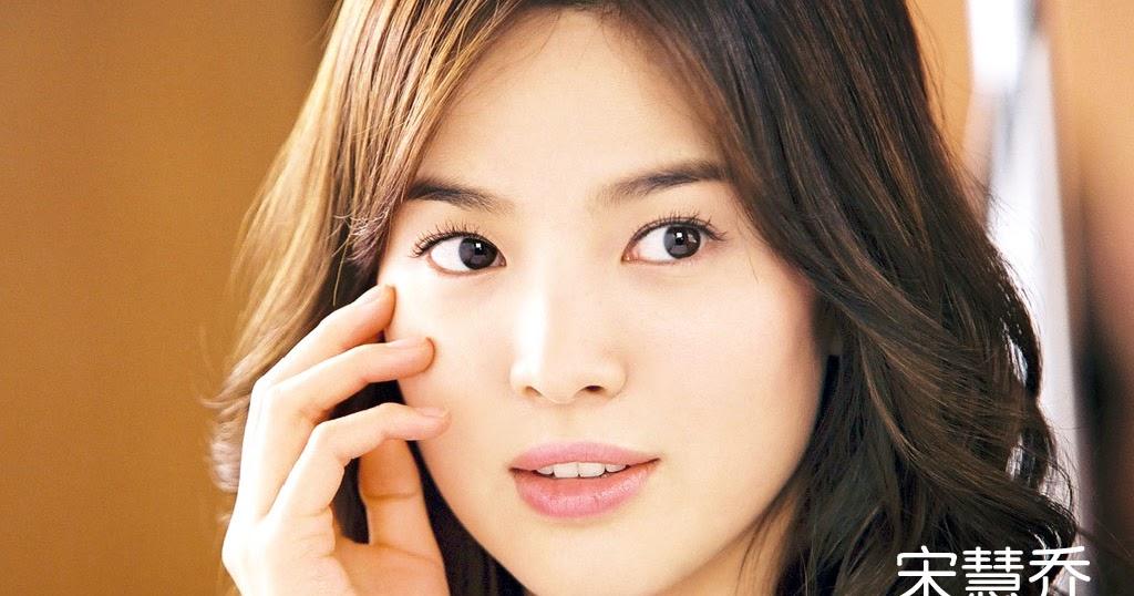 Korean Model News: Song Hye Kyo - Pretty Korean Actress