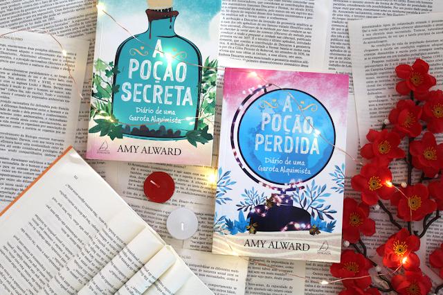 A Poção Perdida: Diário de uma Garota Alquimista - Potion #02 - Amy Alward