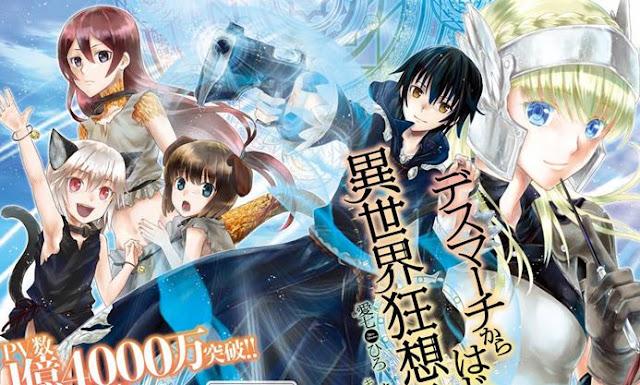 Daftar Anime Terbaru 2018 yang Paling Keren dan Direkomendasikan