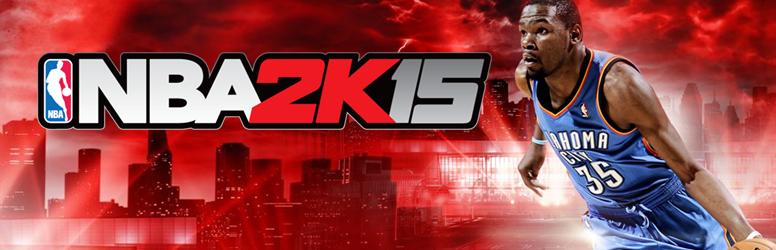 NBA 2K15 Game Info