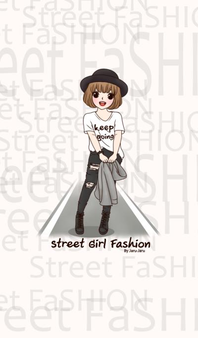 Yuri street girl fashion