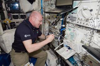 ESA astronaut Andre Kuipers
