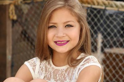 modelo infantil brasileira