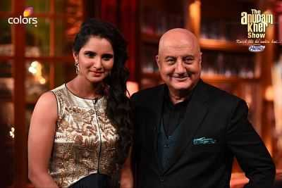 The Anupam Kher Show Download 11th October (2015) 150MB
