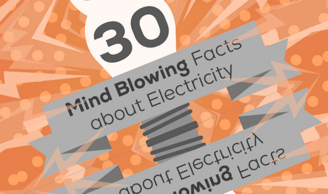 30 Mind Blowing Facts about Electricity