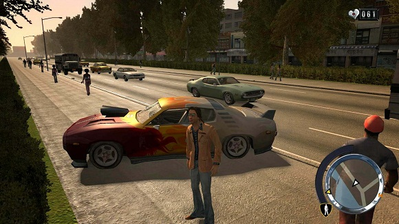 Driver Parallel Lines PC Full Version Screenshot 3
