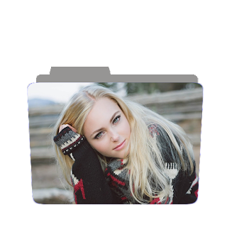 Preview of Cute AnnaSophia Robb, Blonde Actress, folder icon