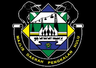 Majlis Daerah Pengkalan Hulu Logo Vector
