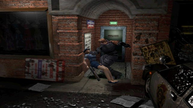 Resident Evil 3 Nemesis Free Download PC Gameplay