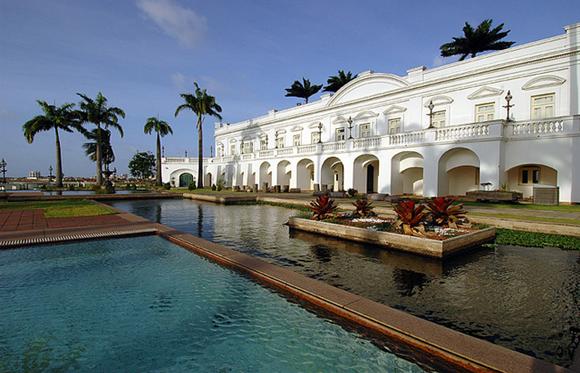 Palácio dos Leões - sede do Governo