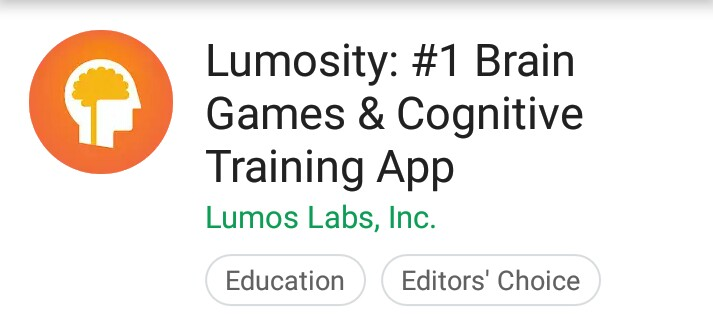 Lumosity: A brain training app for data scientist