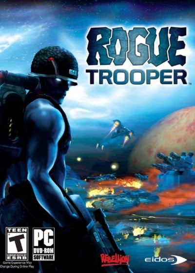 Rogue Trooper Game Free Download Full Version