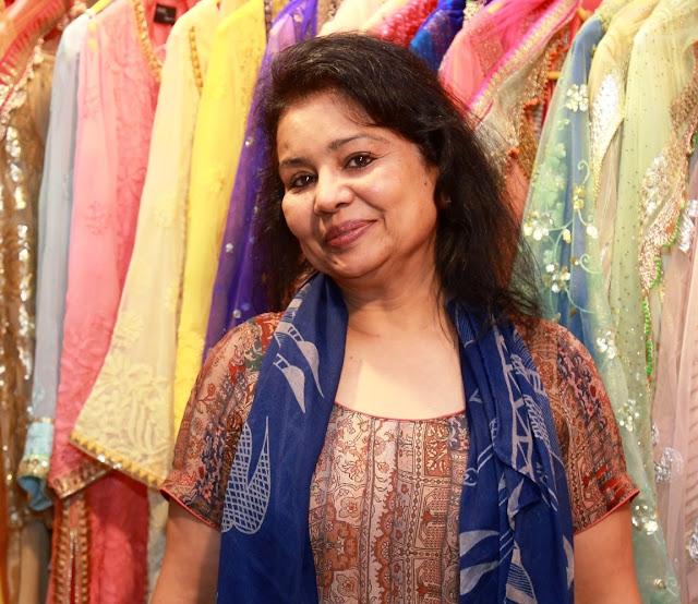 Designer Manjula Soni