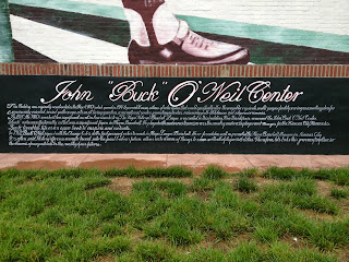 Buck O'Neil Center Mural - Kansas City