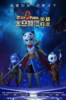 Film Space Panda Hero Returns (2016) Subtitle Indonesia