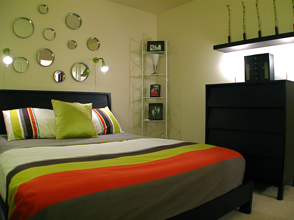 modern small bedroom design pictures