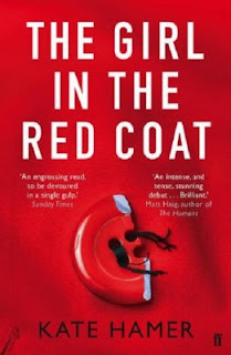 the girl in the red coat novel