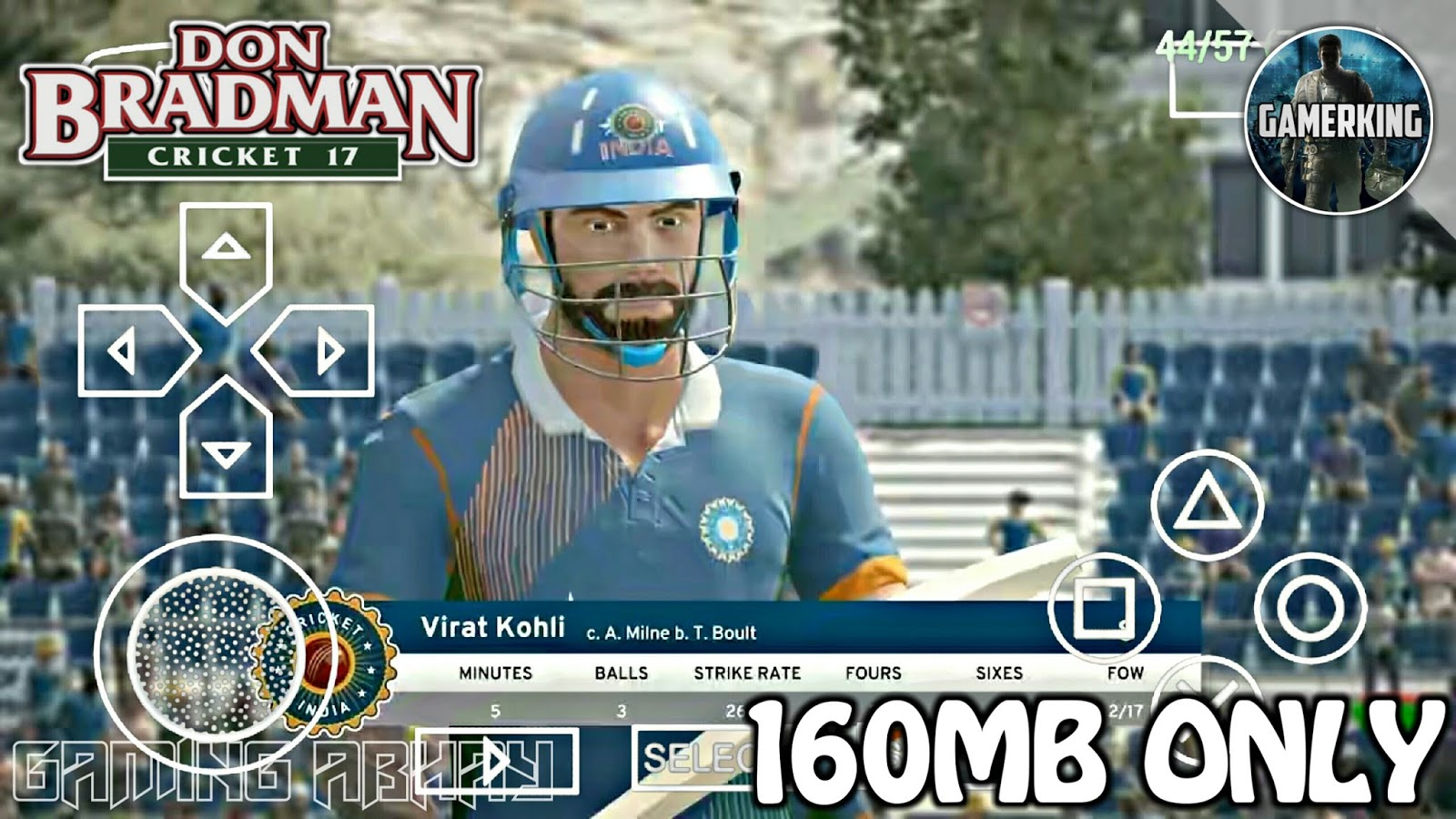 don bradman cricket 17 android download ppsspp