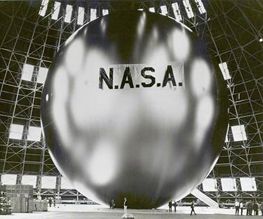 NASA's ECHO II Passive Communications Satellite