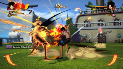One Piece Burning Blood Gold Edition Repack Version